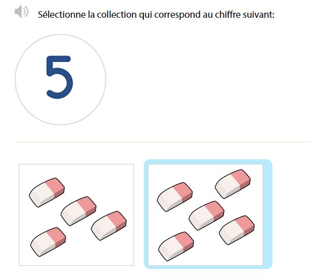 Représenter les nombres 4 et 5 - Numération en Maternelle
