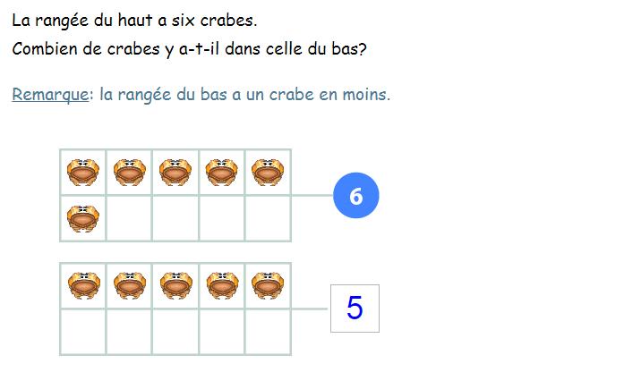 Décompter à partir de 10 - Maîtriser les nombres de 1 à 10