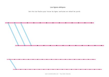 Lignes obliques GS - La ligne qui descend 01