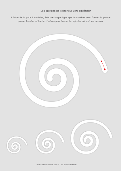 Spirale MS GS 01