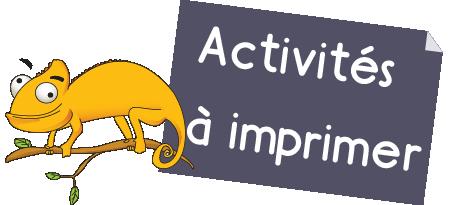 Exercice Maternelle - activités maths gs à imprimer