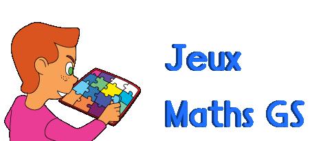Fiches et jeux éducatifs GS - jeux maths gs en ligne